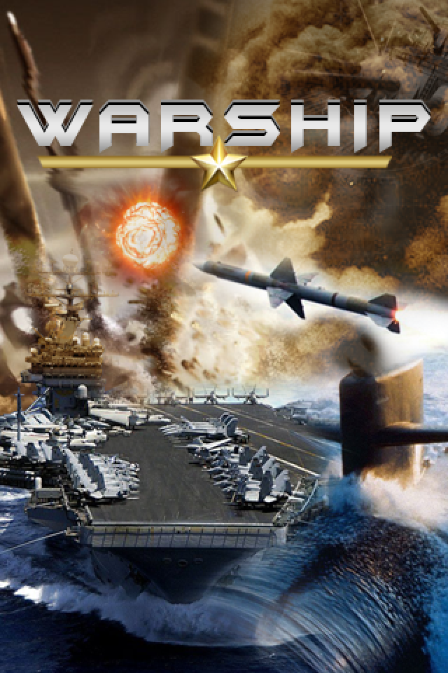 Screenshot WARSHIP – iPhone Edition