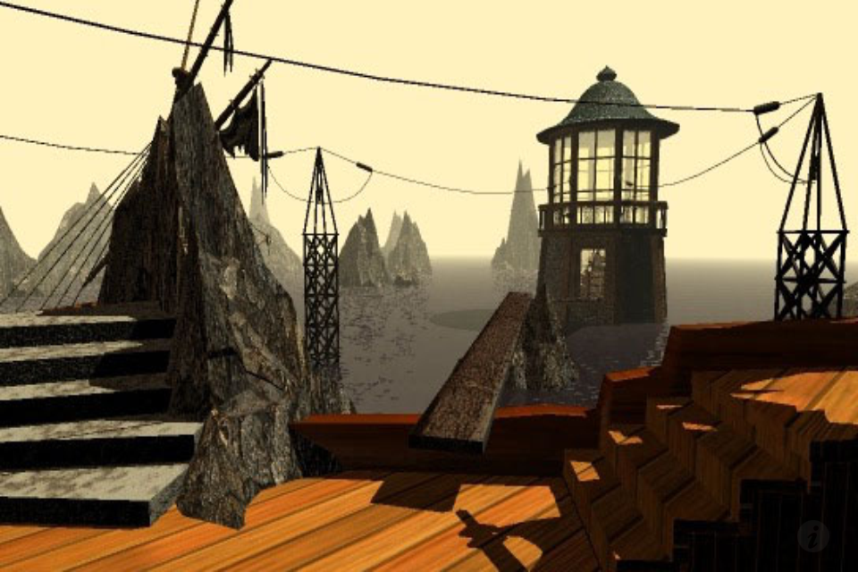 Screenshot Myst Review