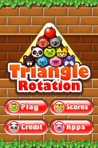 Screenshot Triangle Rotation