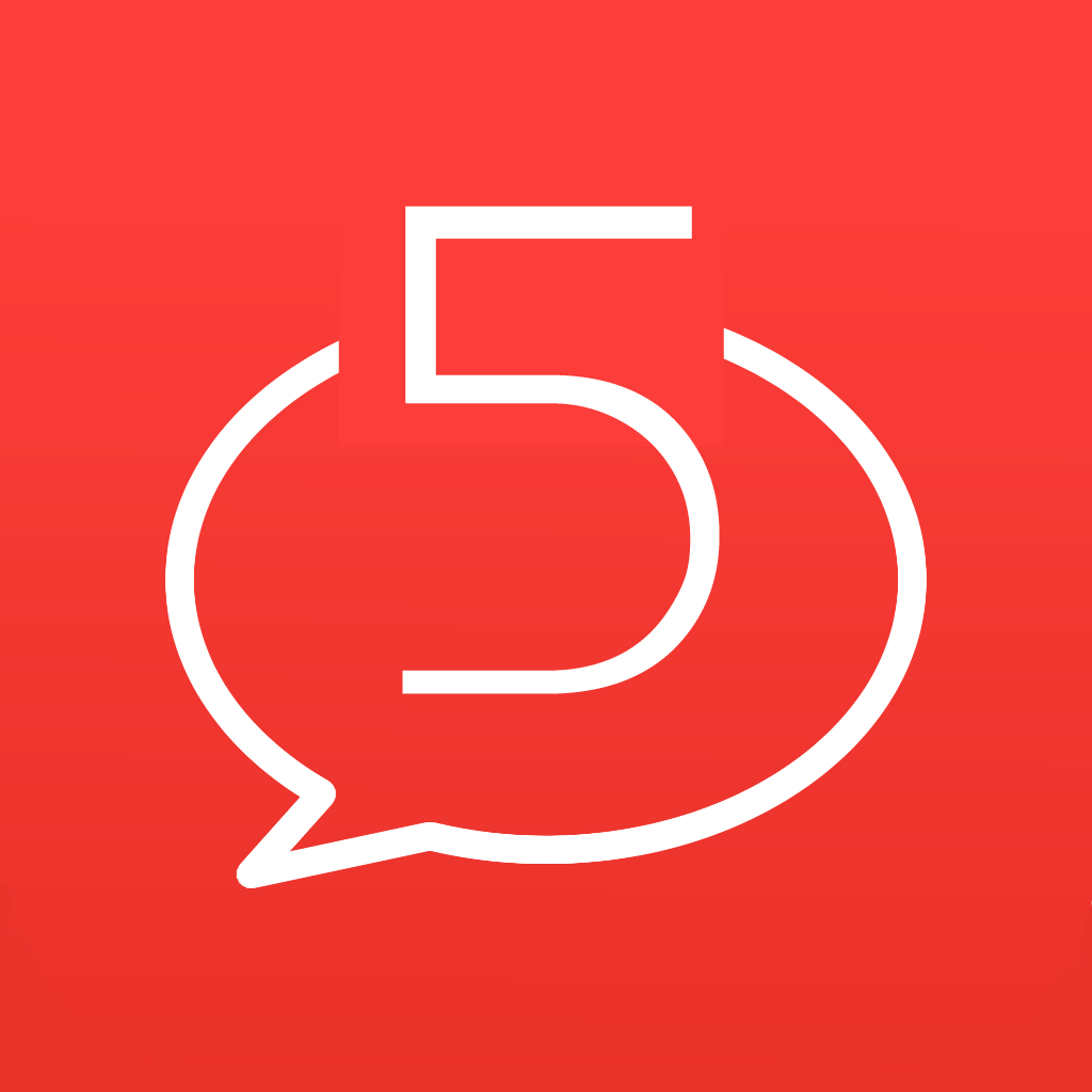 Fivetalk - お絵かきトークが楽しい無料チャットアプリ